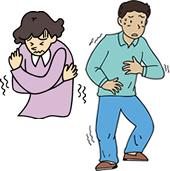 『冷え』が引き起こす症状・・・水分の採りすぎが危ない!